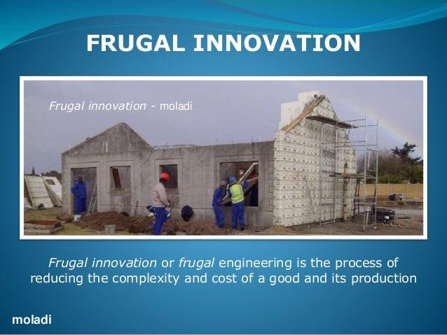 moladi Housing construction Frugal Innovation – Plastic Formwork – empowering people – social development FRUGAL INNOVATIO...