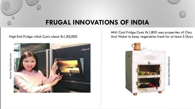 Frugal Innovation/ Jugad Innovation Slide 3