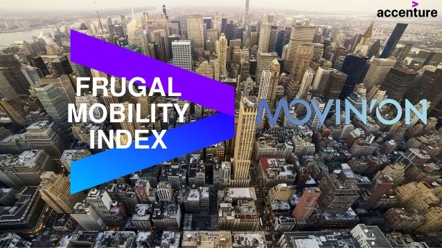FRUGAL MOBILITY INDEX