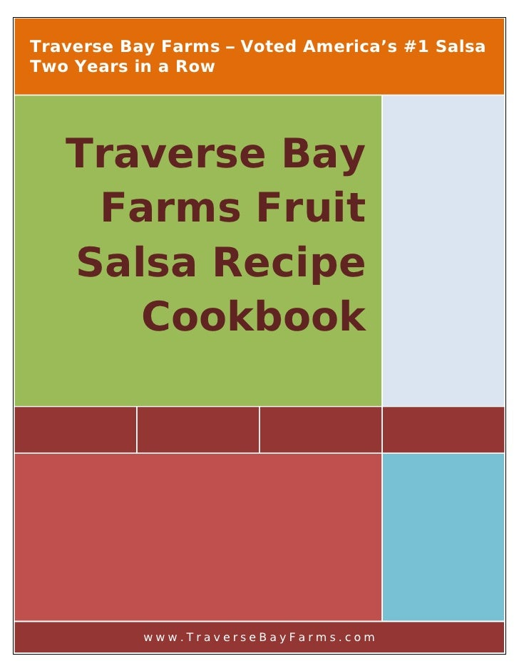 Traverse Bay Farms – Voted America's #1 Salsa Two Years in a Row        Traverse Bay     Farms Fruit    Salsa Recipe      ...
