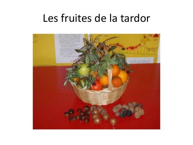 Les fruites de la tardor
