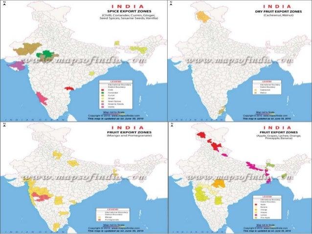 agri export zones pdf