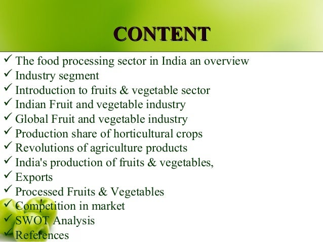 Swot analysis of agriculture in pakistan