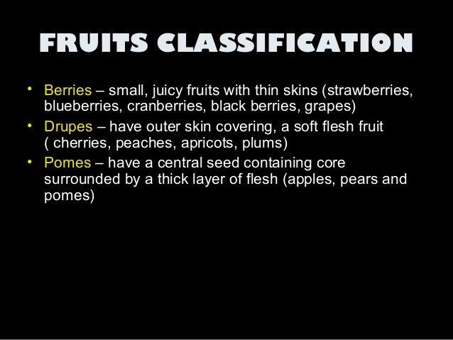 Fruits & vegetables Slide 3