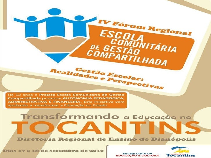 IV Forun Regional de Gestão Compartilhada