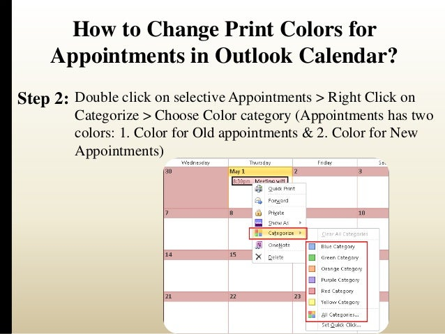87 print color outlook calendar how to add and for Outlook calendar printing assistant templates
