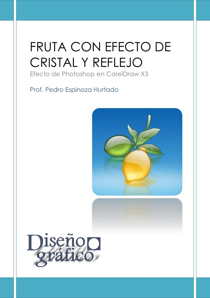 Fruta efecto de cristal for Frutas de cristal