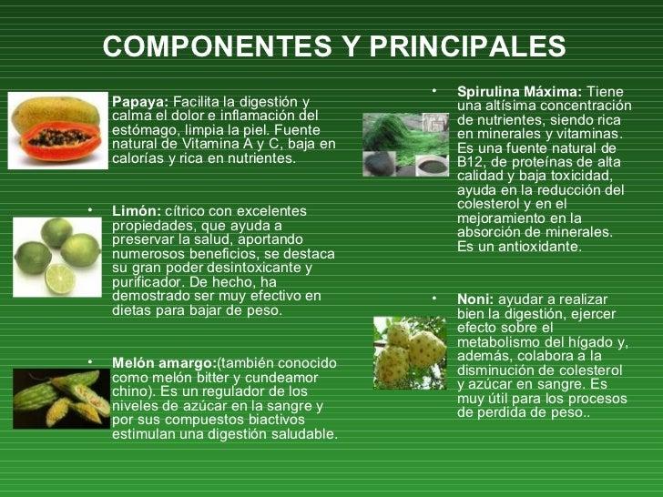 pastillas para adelgazar fruta planta colombia
