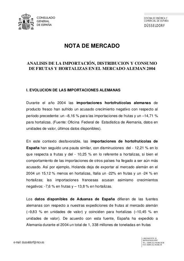 OFICINA ECONÓMICA Y                                                                                  COMERCIAL DE ESPAÑA  ...