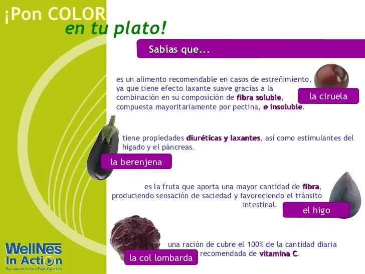 Frutas y colores - Frutas diureticas y laxantes ...