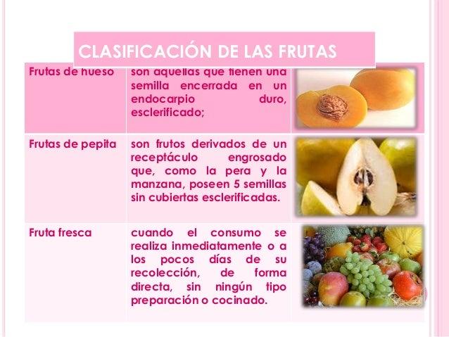 Frutas y hortalizas climat ricas y no climat ricas - Semillas de frutas y verduras ...