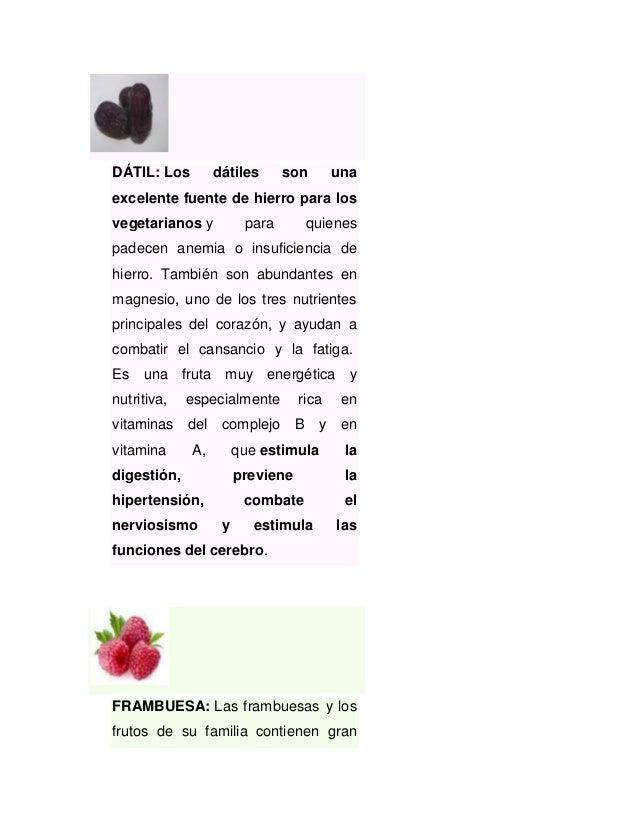 Frutas y verduras - Frutas diureticas y laxantes ...