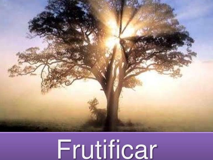 Frutificar<br />