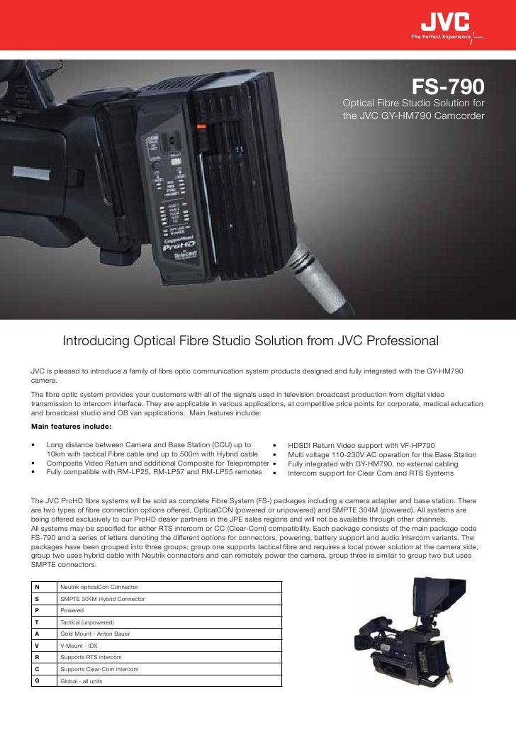 FS-790                                                                                                 Optical Fibre Studi...