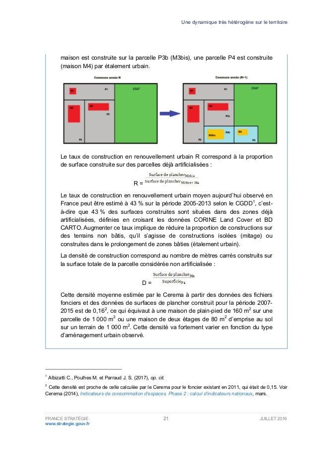 Rapport Objectif Zero Artificialisation Nette Quels Leviers P