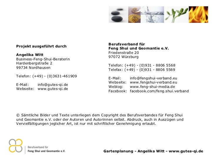 feng shui projekt gartengestaltung von angelika witt. Black Bedroom Furniture Sets. Home Design Ideas