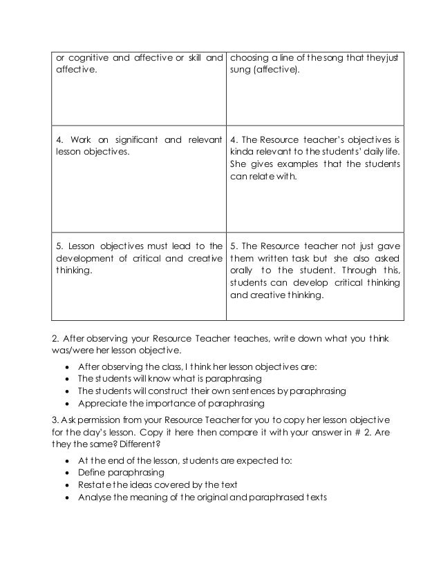 Field Study 2 Episode 2 Lesson Objectives As My Guiding Star