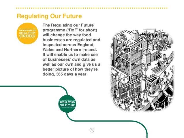 Fsa regulatory business plan
