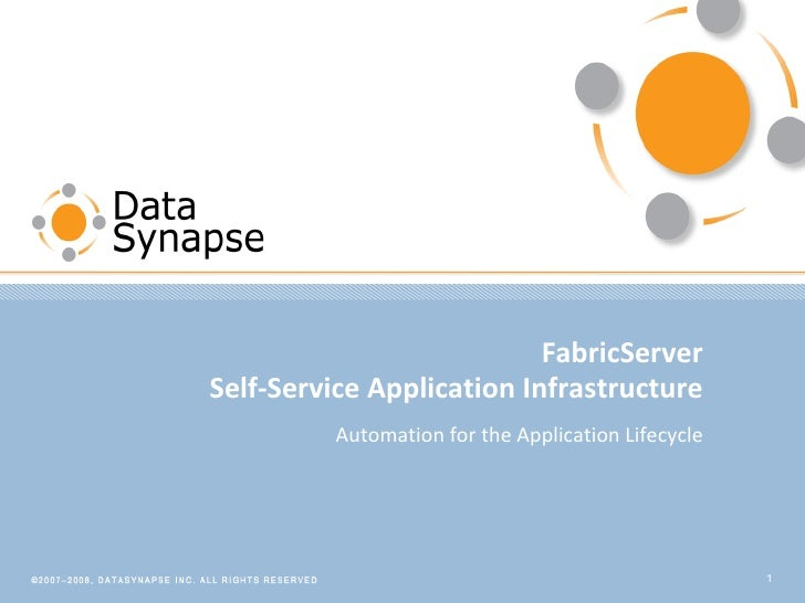 On-Demand Application Infrastructure for Developers, Centralized Control for IT Operations and Management Self-Service App...