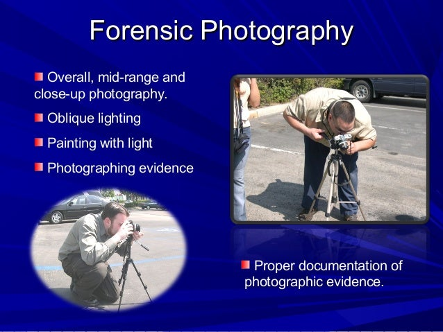 module seven forensic science Forensic science module five essay sample 1 what is the nibin nibin is the national integrated ballistic identification system this was created by the fbi and atf using the original ibin so they could have access to pictures and information of features on bullets.