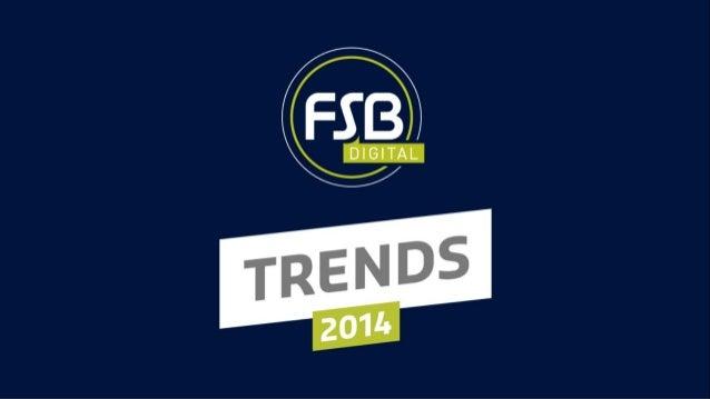 FSB Digital Trends #2014
