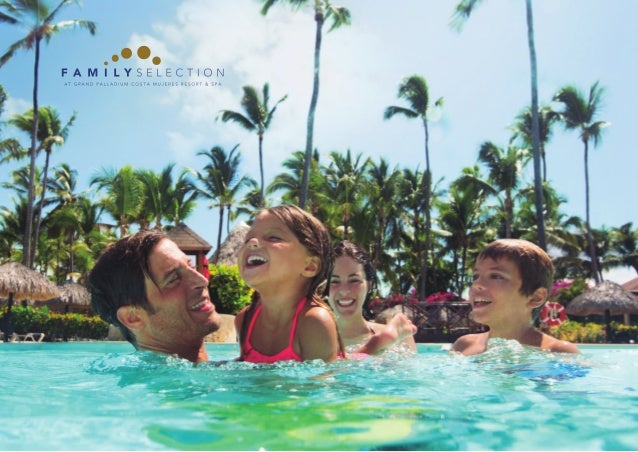 Grand palladium costa mujeres resort
