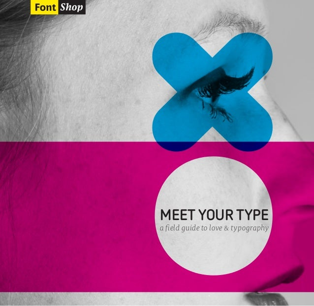 MEET YOUR TYPE  a field guide to love & typography