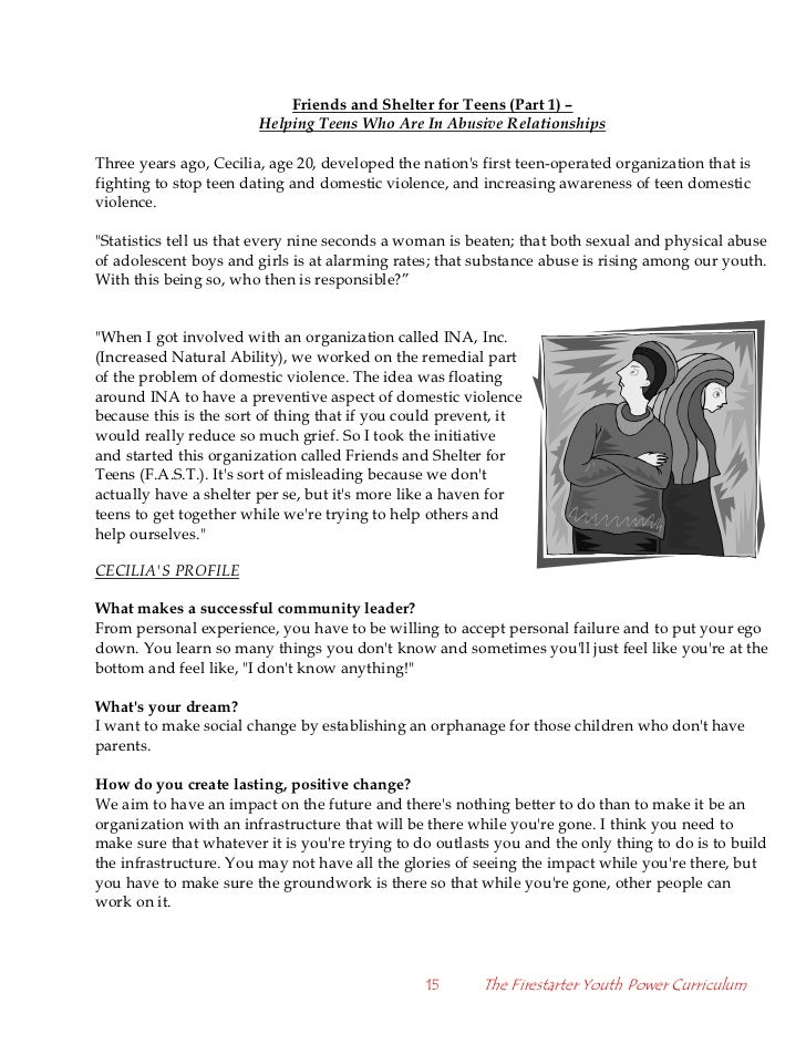 Simple essay on youth and age