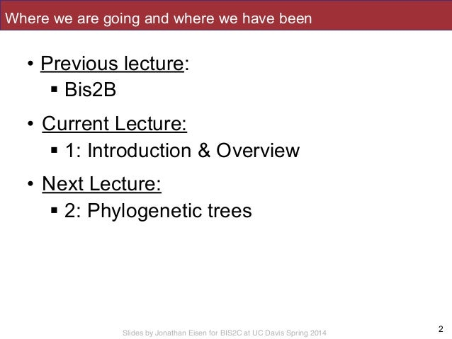 bis2c biodiversity and the tree of life 2014 l1 introduction and rh slideshare net