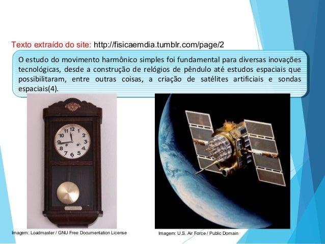 O estudo do movimento harmônico simples foi fundamental para diversas inovações tecnológicas, desde a construção de relógi...