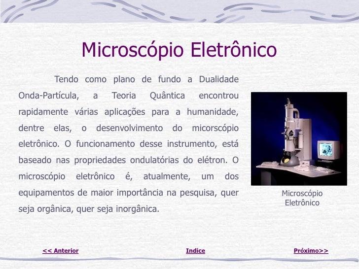Fisica quantica aplicações