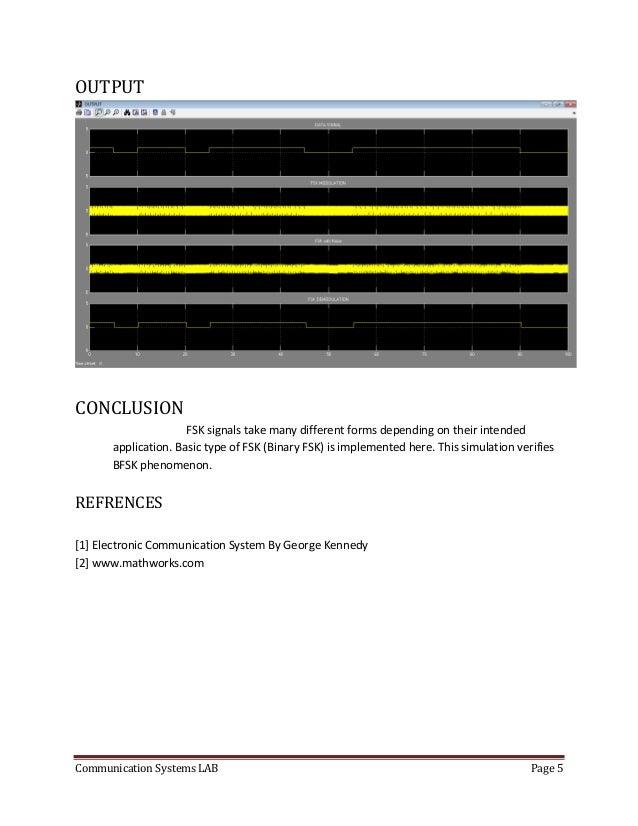 fsk modulation and demodulation. Black Bedroom Furniture Sets. Home Design Ideas