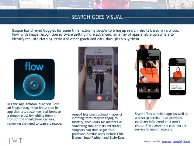 Google has offered Goggles for some time, allowing people to bring up search results based on a photo. Now, with image rec...