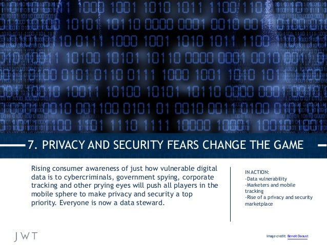 Rising consumer awareness of just how vulnerable digital data is to cybercriminals, government spying, corporate tracking ...