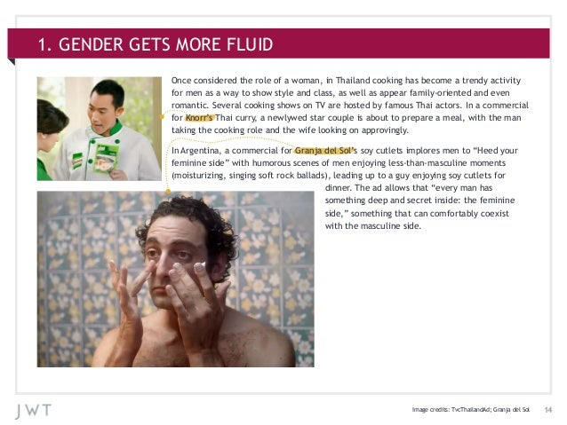 141. GENDER GETS MORE FLUIDOnce considered the role of a woman, in Thailand cooking has become a trendy activityfor men as...