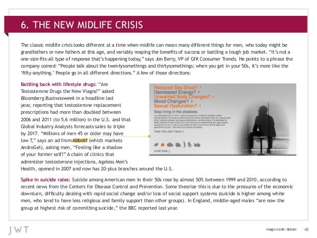 486. THE NEW MIDLIFE CRISISThe classic midlife crisis looks different at a time when midlife can mean many different thing...