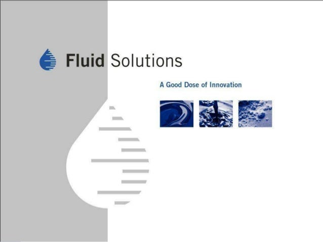 Fluid Solutions Your partner in planning and manufacturinglatest state of the art Lube Oil Blending Plants               w...