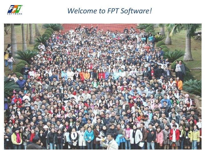 Welcome to FPT Software!