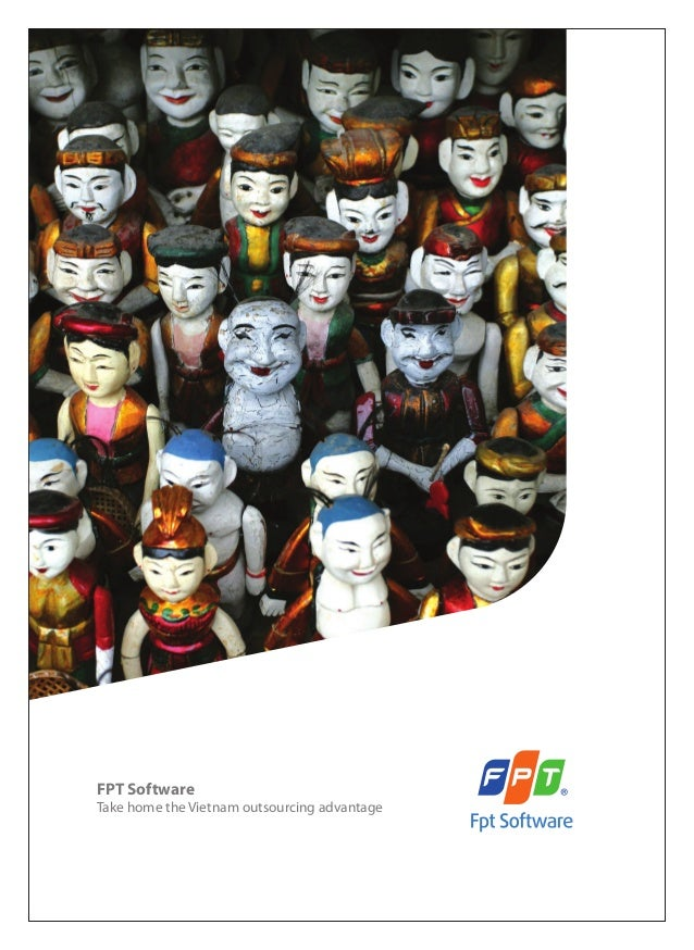 FPT Software Take home the Vietnam outsourcing advantage