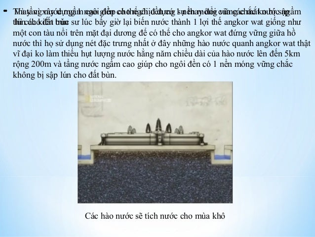 • Thay Và tầng vì xây nước dựng ngầm 1 ngôi cao giúp đền có cho thể ngôi chịu đền đựng có 1 sự nền thay móng đổi của vững ...