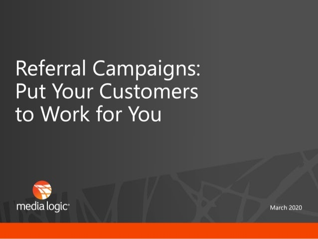 The Resurgence of Member-Get-Member Referral Campaigns