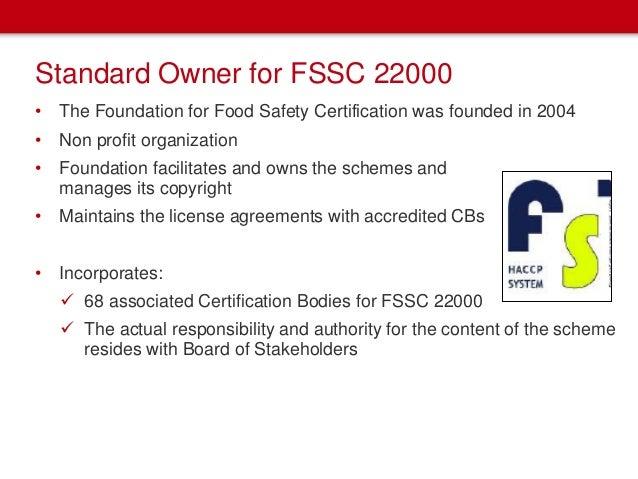 What is FSSC 22000