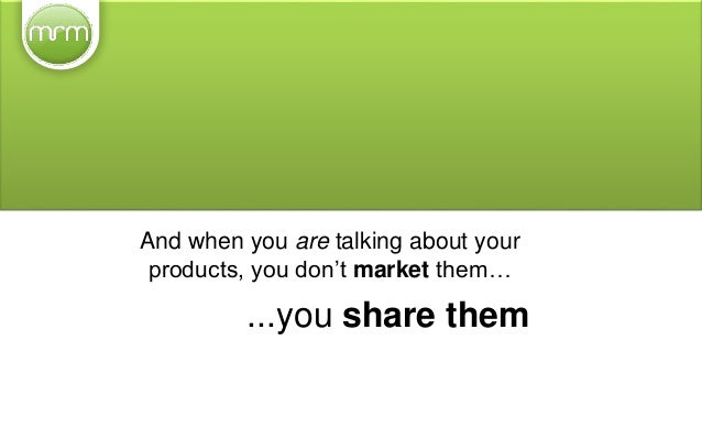 Start by listening...to find out • What people are saying about you, your competitors and your industry • Who the influenc...