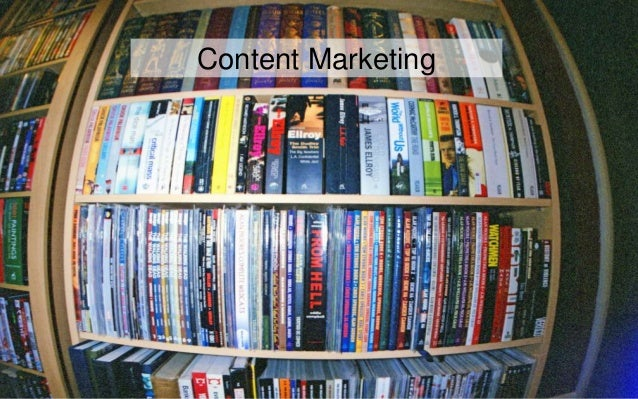 We'll help you... • Prepare your content 'to go'