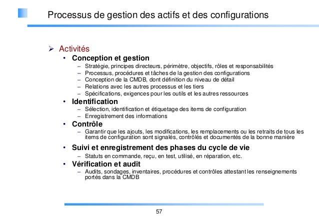 gestion des changements itil v3 pdf
