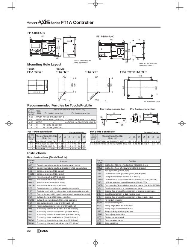 ft1 a idec 23 638?cb=1490080221 ft1 a idec idec electronic timer wiring diagram at gsmx.co