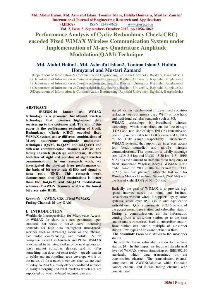 Md. Abdul Halim, Md. Ashraful Islam, Tonima Islam, Halida Homyara, Mustari Zaman/              International Journal of En...