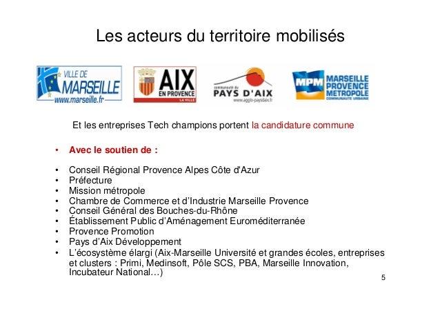 French Tech : Calendrier national de la candidature  6  1. Annonce de la feuille de route numérique du gouvernement : 28 f...