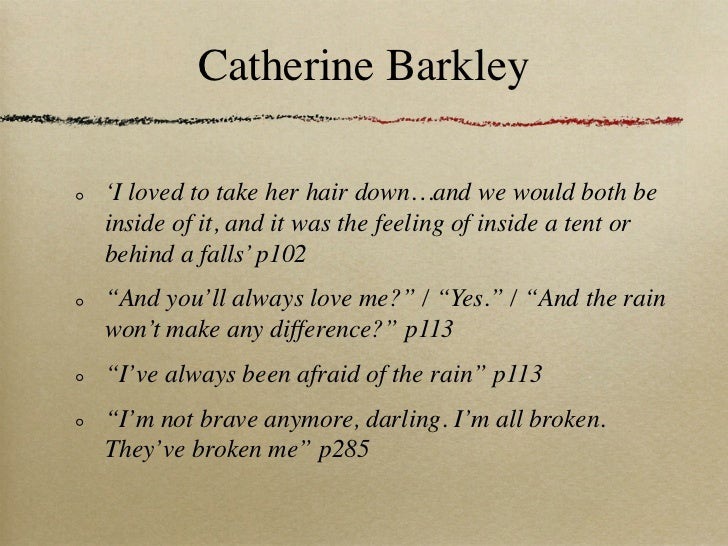 catherine barkley a farewell to arms