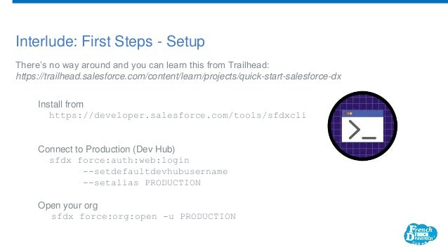 Your admin toolbelt is not complete without Salesforce DX